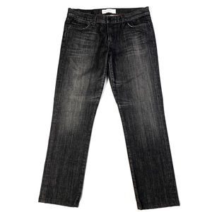 Paper Denim & Cloth Natalie Low Rise Peg Leg Jean